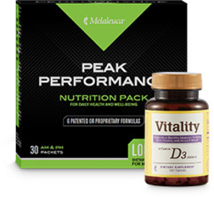 美樂家維生素D3-搭配活力巔峰營養隨身包
