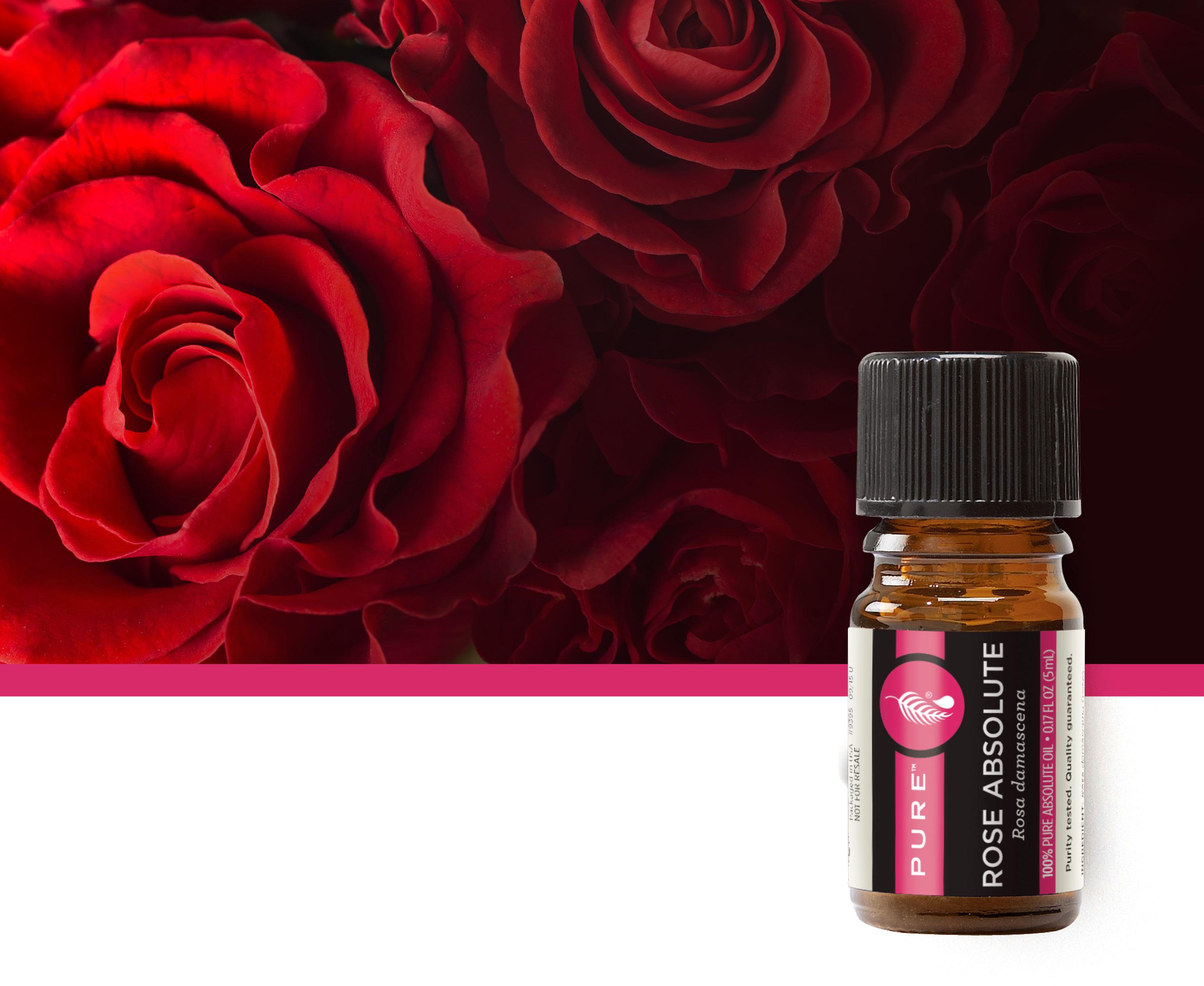 招喚愛的能量! 美樂家純質玫瑰極致精油