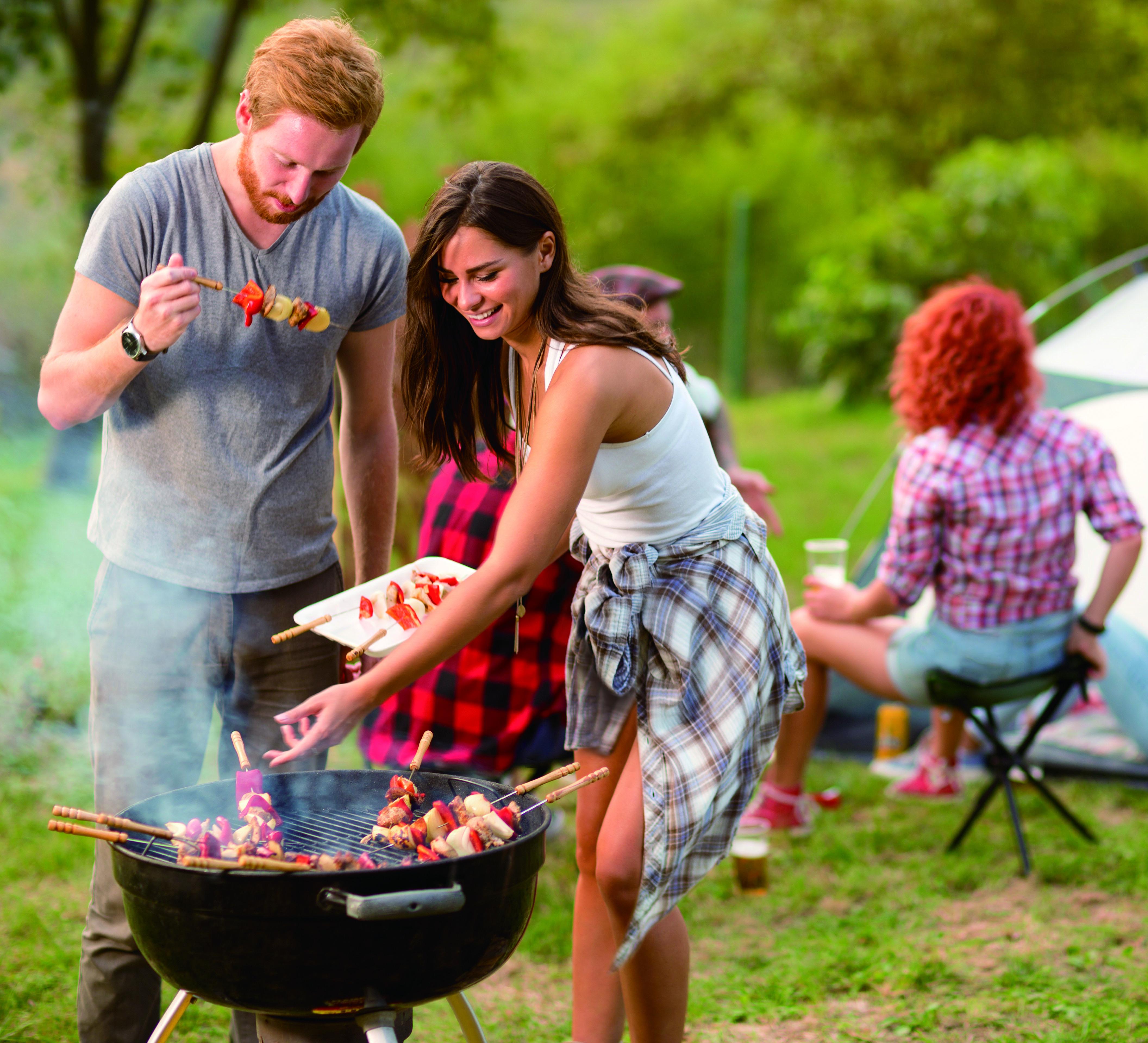 中秋團圓烤肉季 腸保順暢與健康